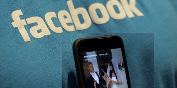 Facebook Home bald  auch am iPhone?