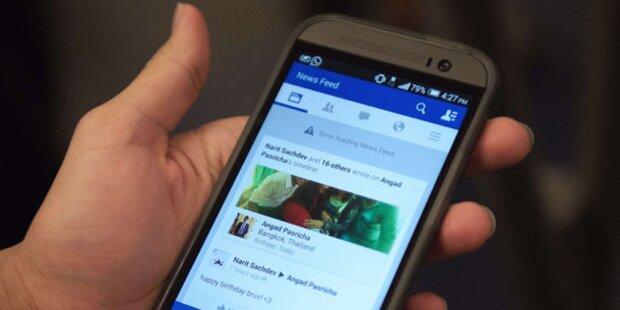 Facebook setzt auf Spracherkennung