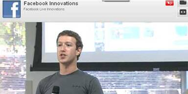 Zahlreiche Neuerungen bei Facebook