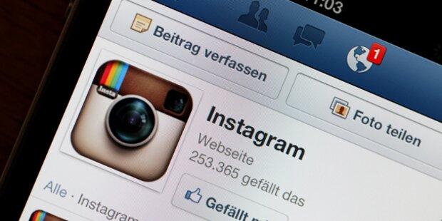 Instagram führt neuen Algorithmus ein