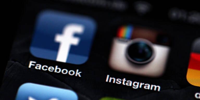 Foto-App Instagram führt Werbung ein