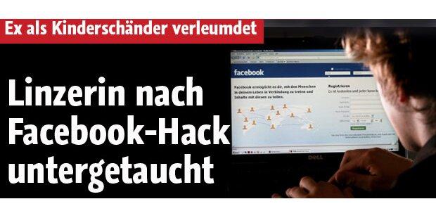 Linzerin nach Facebook-Hack untergetaucht