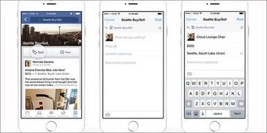 """Facebook wird """"willhaben""""-Gegner"""