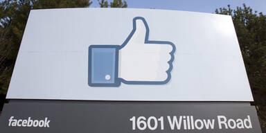 Facebook-Aktie kostet 21 bis 25 Euro