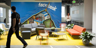 Facebook lässt seine Mitarbeiter frieren