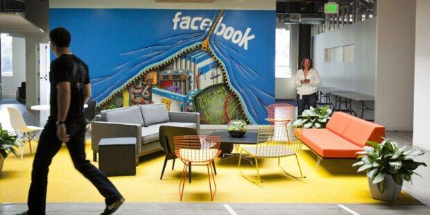 So cool ist Facebooks neuer Firmensitz