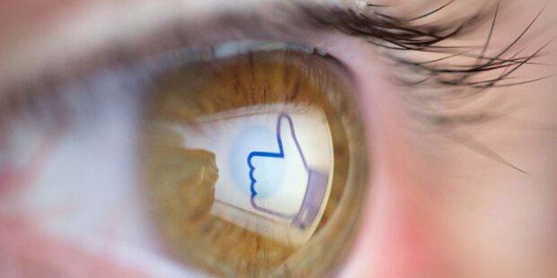 Facebook macht Fotos für Blinde