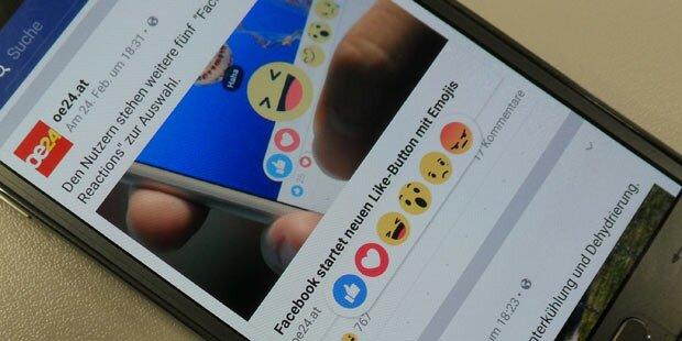 Eigenes Gesicht soll zum Emoji werden