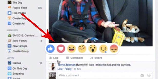 Facebook: Das ist der neue