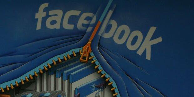 Facebook-Hacker (26) muss hinter Gitter