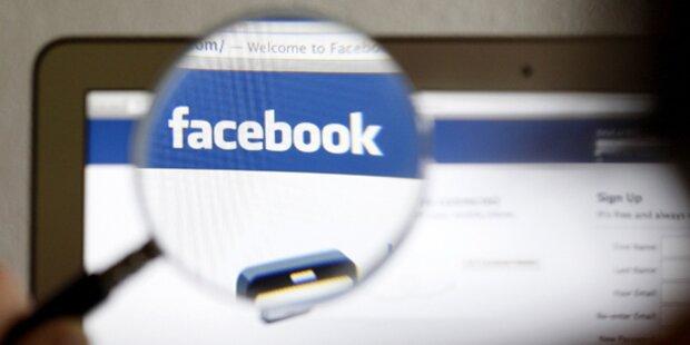 So stoppen Sie die Facebook-Schnüffelei
