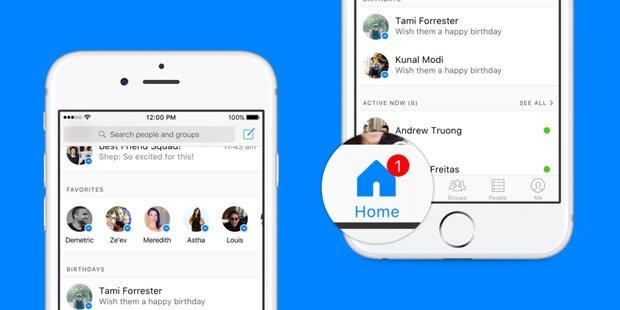 Facebook Messenger jetzt viel besser