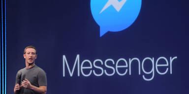 Messenger ohne Facebook-Konto nutzbar