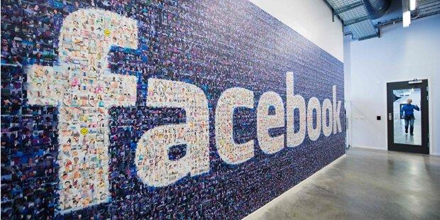 Facebook eröffnete