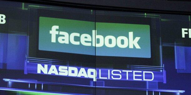 Facebook-Aktie Nasdaq
