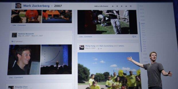 Facebook erfindet sich von Grund auf neu