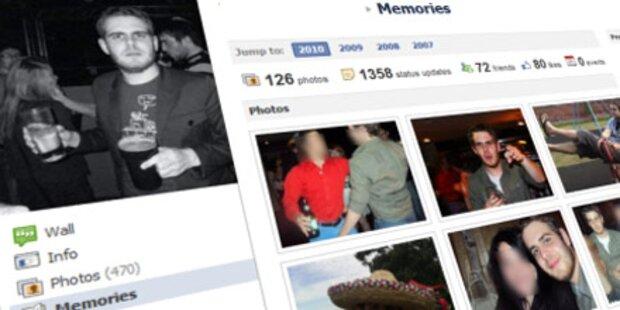 Sieht Facebook demnächst so aus?