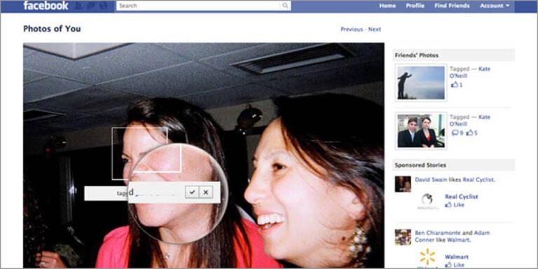 """Facebook übernimmt Firma """"Face.com"""""""