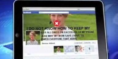 Tochter an Facebook-Pranger gestellt