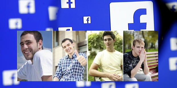 Facebook-Profilbild wichtig bei Jobsuche