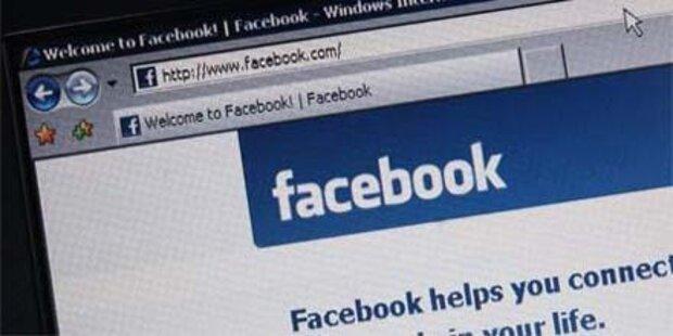Sicherheitspanne bei Facebook