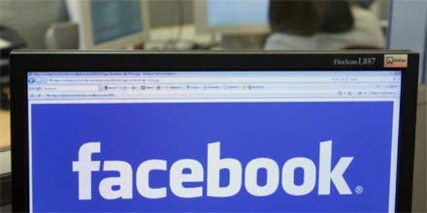 Erstmals über 2 Mio. Facebook-Nutzer