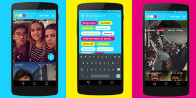 "Facebook startet coole Video-App ""Riff"""