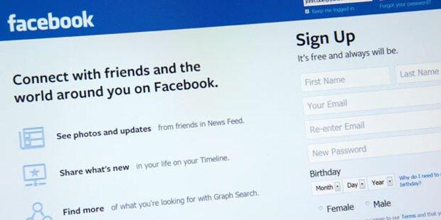 Facebook plant Internet-Drohnen