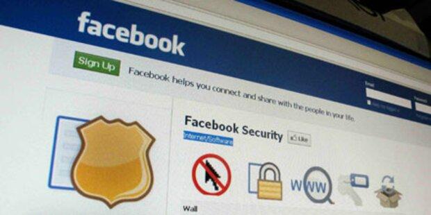 Facebook: Riesige Sicherheitspanne entdeckt