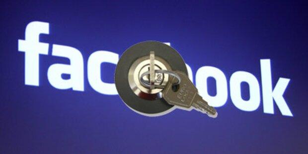 Facebook: So bleiben Sie privat