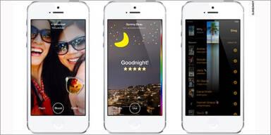"""Slingshot"": Facebook greift Snapchat an"