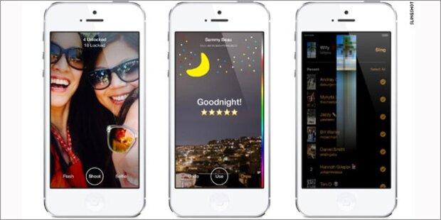 Facebook startet seinen Snapchat-Rivalen