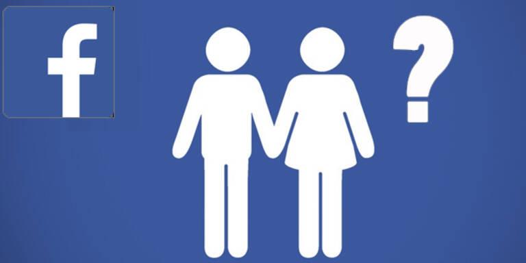 Beziehungsstatus bei Facebook abfragbar