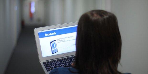 Facebook ändert Teenie-Einstellungen