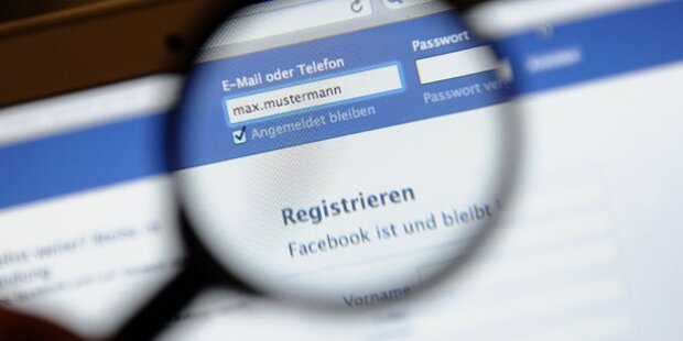 Facebook: 83 Millionen Phantom-Profile