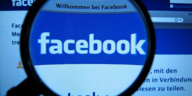 Gefährlicher Facebook-Wurm im Umlauf