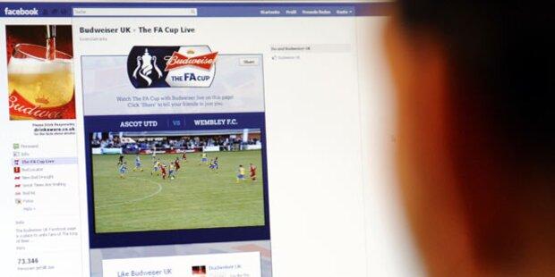 Facebook: Musik- und Video-Streaming kommt