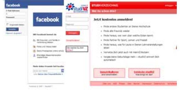 Facebook verklagt StudiVZ