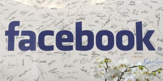 Facebook: User-Einträge werden zu Werbung