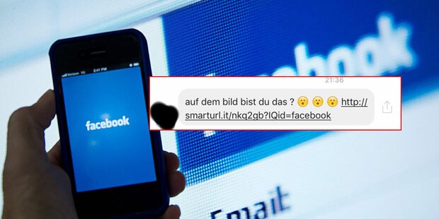 Achtung: Mega-Virus auf Facebook im Umlauf