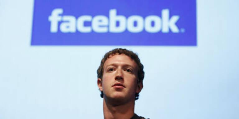 Schon sieben Milliardäre dank Facebook