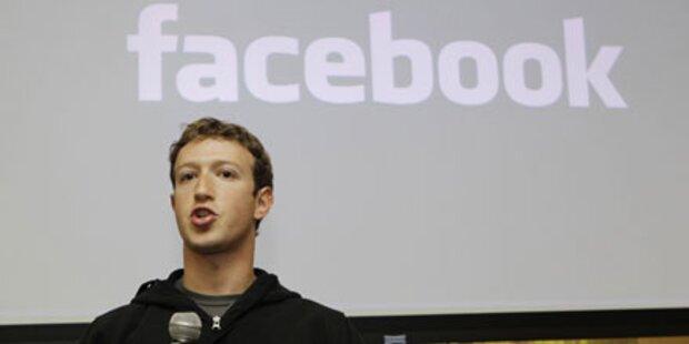 Facebook ist 60 Milliarden Dollar wert