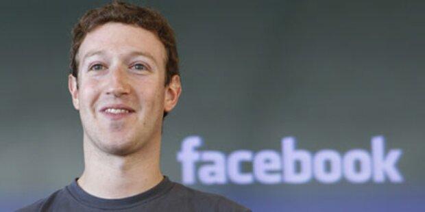 Facebook wächst nur noch langsam