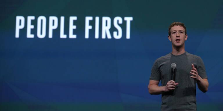 Endlich: Facebook gibt Nutzern mehr Kontrolle