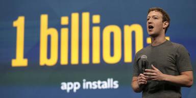 Facebook: Kurz-Ausfall war richtig teuer