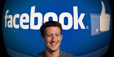 Facebook-Chef erneut spendabel