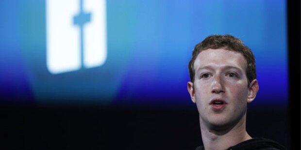 Facebook- Chef muss vor Gericht