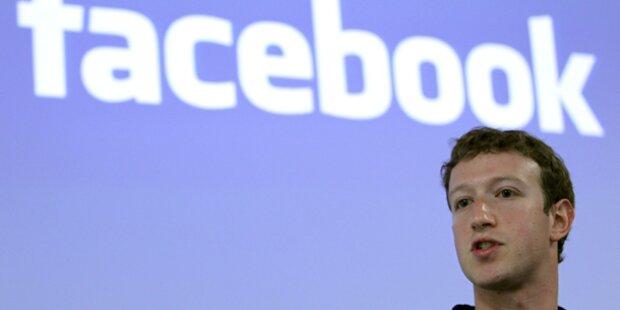 Facebook wächst immer weiter