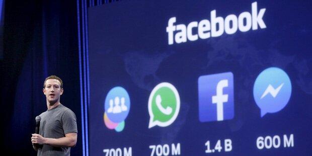 Facebook will Afrika erobern