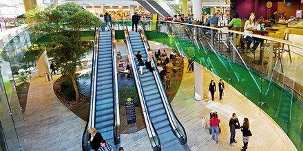 Salzburgs Einkaufszentren bleiben offen